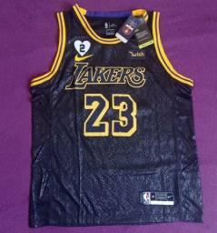 Camisa da NBA Lakers (disponível: GG)