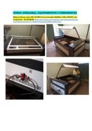Maquinas e Ferramentas - Itens com preços na descrição