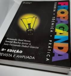 Livro Propaganda Teoria - Técnica - Prática 8ª Edição (Semi-Novo)