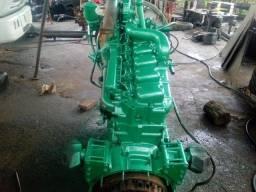 Motor do volvo