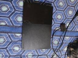 PS2 usado por 4 meses