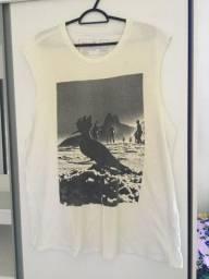 Camiseta Branca Reserva G