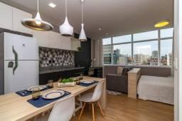 Apartamento à venda com 1 dormitórios em Centro, Passo fundo cod:977