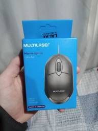 Mouse Multilaser Simples
