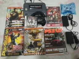 Games e acessórios
