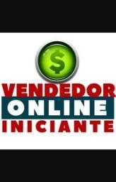 Título do anúncio: Vaga de vendedores online