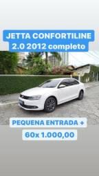 Volkswagen Jetta 2.0 Confortiline 2012(financia)
