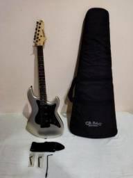 Kit completo para guitarra