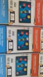 Livros Rede Pitágoras 1º ano ensino medio