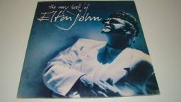 LP Vinil - Elton John - The Very Best - 1.985 - 26 músicas - álbum duplo