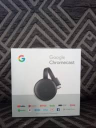 Vendo Chromecast 3 está prefeito