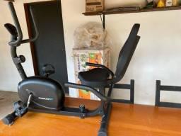 Bicicleta ergométrica podium fit h100
