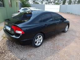 Honda Civic LXS automático *Revisado* financio melhor taxa só viajar