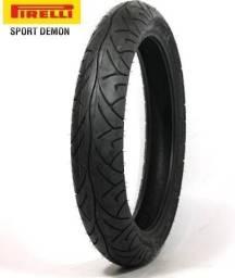 Pneu Dianteiro Sport Demon CB-300 Pirelli