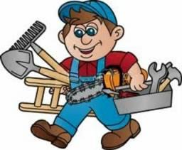 Reforma de casas e montagem e desmontagem  de moveis