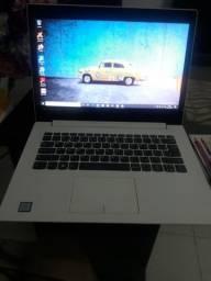 Notebook Lenovo Idealpad i5, 4gb, HD 500gb