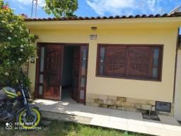 Casa em Barra de são Miguel com 03 quartos, 02 banheiros, sendo 1 suíte
