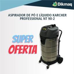 Aspirador De Pó E Água Karcher Nt 90/2 ? Karcher