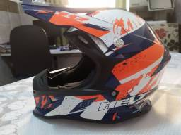 Roupa para motocross