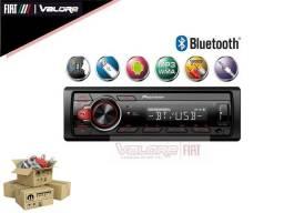 Título do anúncio: Som Automotivo Pioneer Mvh S218bt Com Usb E Bluetooth