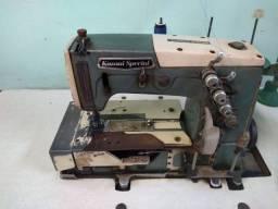 Máquina de costura goleira industrial REVISADA