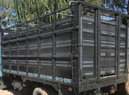 Carroceria boiadeira - caminhão 3/4