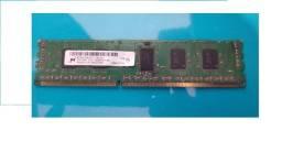 18 Gb Memória Dell Ecc  em 9 Pentes de 2Gb Pc3-10600r