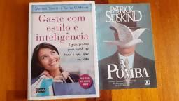 Livros : Gaste com Estilo e Inteligência e A Pomba