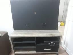 Rack e painel tv