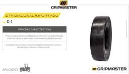 Rolo Compactador - Pneus 10.5/80-16 - Novoso com 05 anos de garantia