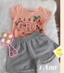roupa infantil feminino