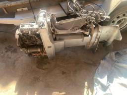 Motor mariner 60hp para retirada de peças