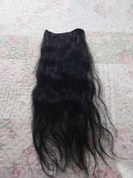 Tela de cabelo humano brasileiro