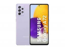 Belíssimo Lançamento Samsung A72 Lilás 128 GB. Lacrado, com nota fiscal e garantia!