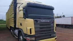 Título do anúncio: Scania 360 124 Boiadeira