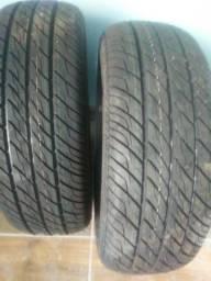 Tô vendendo 2 pneus novos aro 14 185 65 $ 370,00 e um pitbull com 5 mês $ 350,00