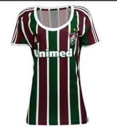 Camisas Adidas Fluminense Feminina
