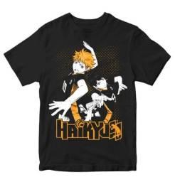 Camiseta Anime Haikyu!!