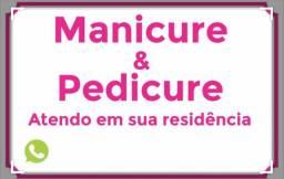 Manicure/ Pedicure.