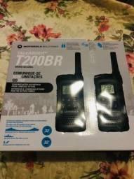 3 RADIO T200BR NOVO
