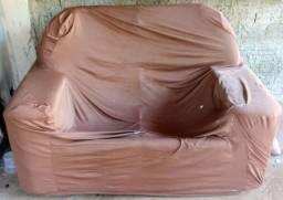 Doando sofá usado