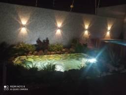 Título do anúncio: Lagos artificiais, piscinas e Spa com iluminação e aquecimento e hidro