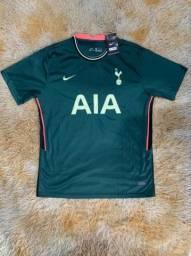 Camisa de time tecido tailandês