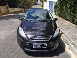 Vendo ou troco New fiesta sedan manual 1.6