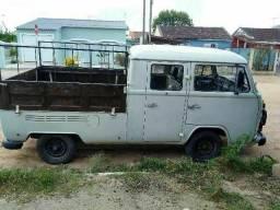 Kombi cabine dupla diesel