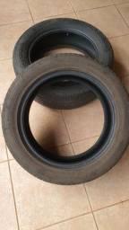 2 Pneus pirelli 225/55 r18  e Hankook 235/60 r18
