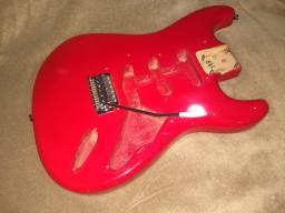 Corpo guitarra Stratocaster baswood