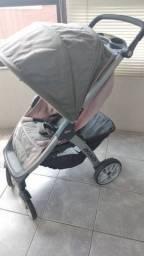 Carrinho de bebê - Chicco Bravo