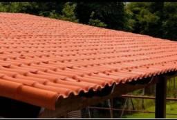 Montagem/desmontagem de telhado