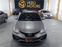 Título do anúncio: Toyota Etios 2018 1.3 x 16v flex 4p automático